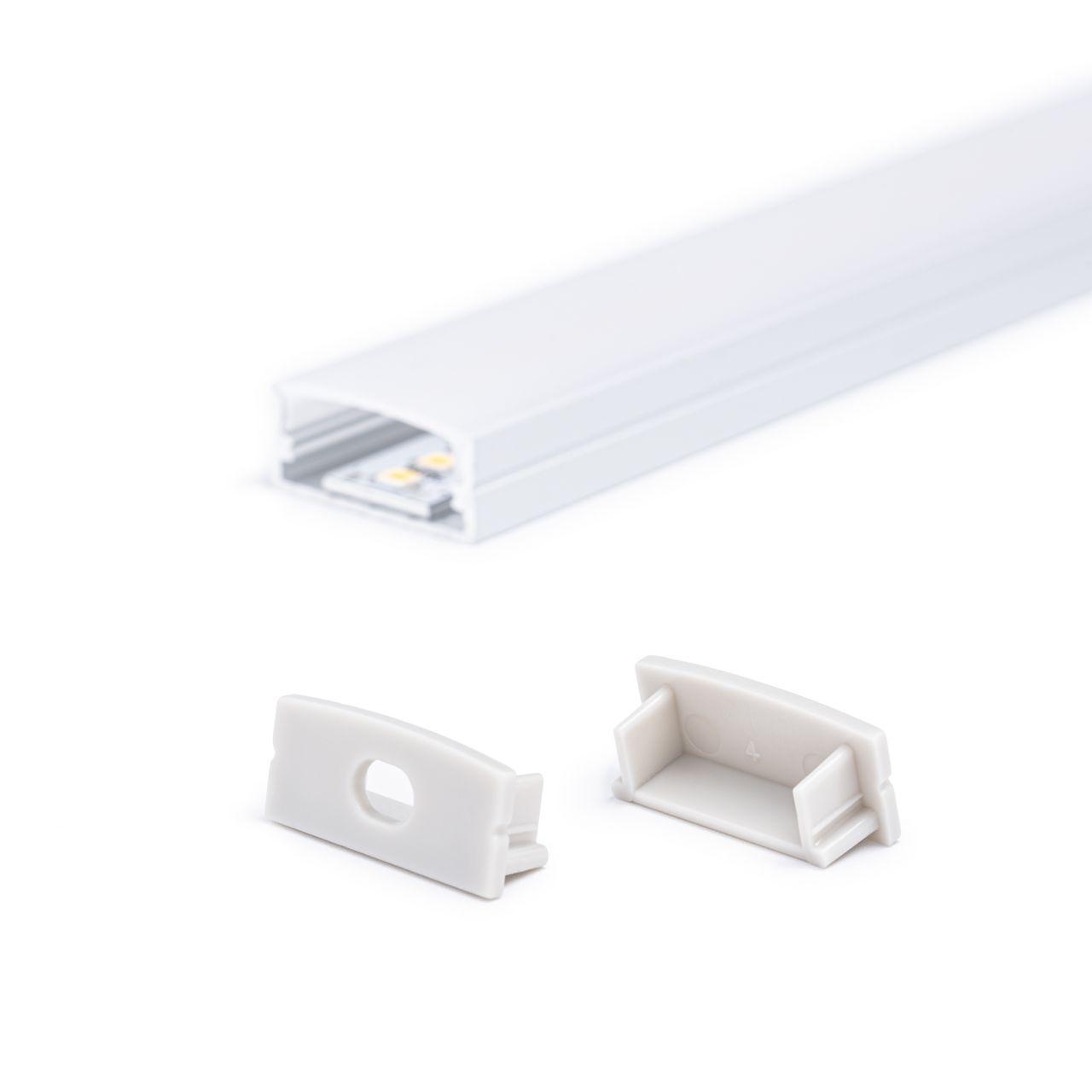 Endkappe für Aluminium LED Profil CC-32