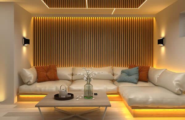LED Indirekte Beleuchtung