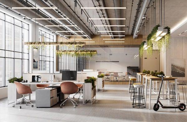 LED Arbeitsplatz