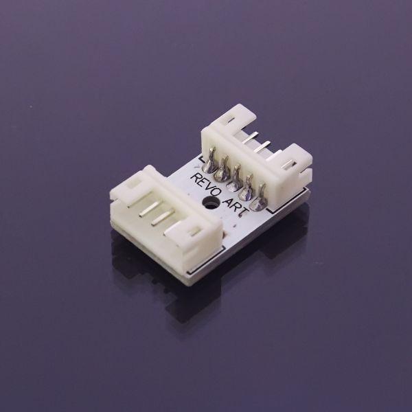 Stecker-Kupplung für 5polige RGBW LED Verbindungskabel