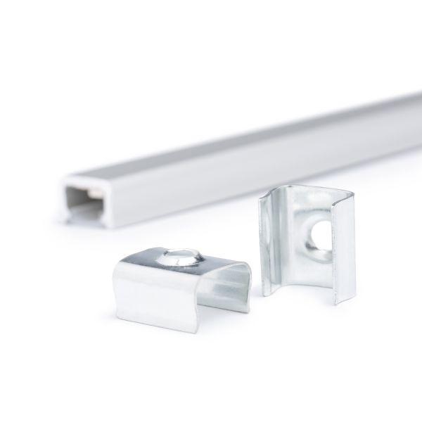 Wandhalter für Aluminium LED Profil CC-62