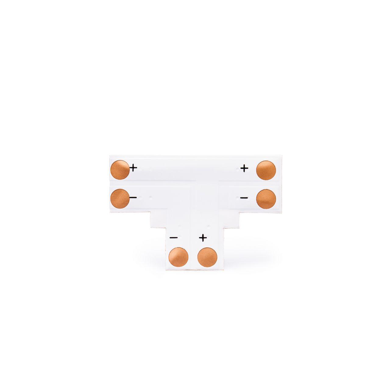 T-Verbinder LED-Streifen 2-polig