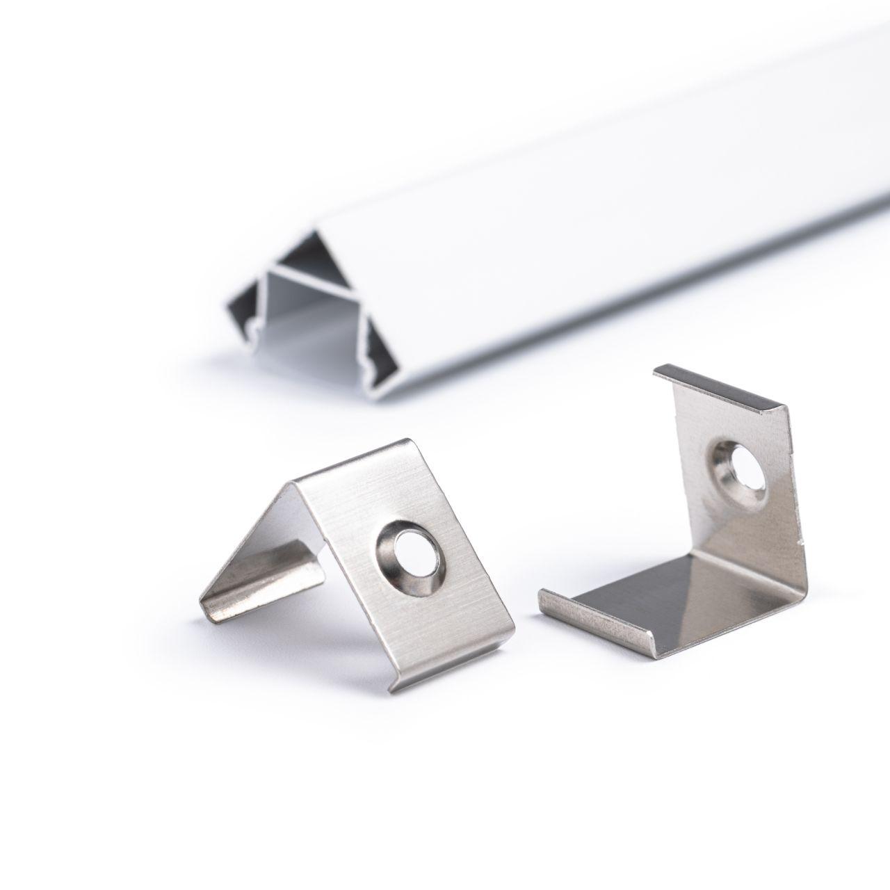 Wandhalter für Aluminium LED Profil CC-35