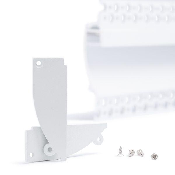 Endkappe für Aluminium LED Profil CC-58