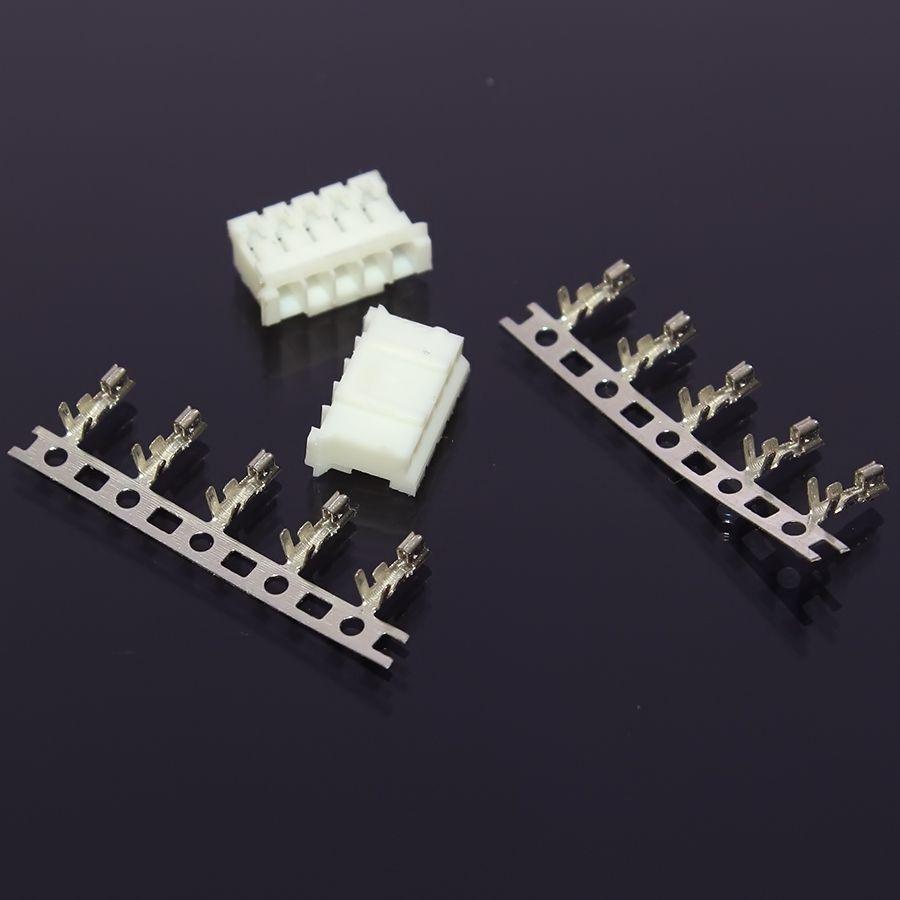 Z5P 5polig – 2 x 5Pin-Stecker-Set für 5-adriges Verlängerungskabel