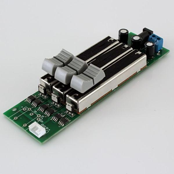 LED Controller – RGB – manuell mit Schieberegler