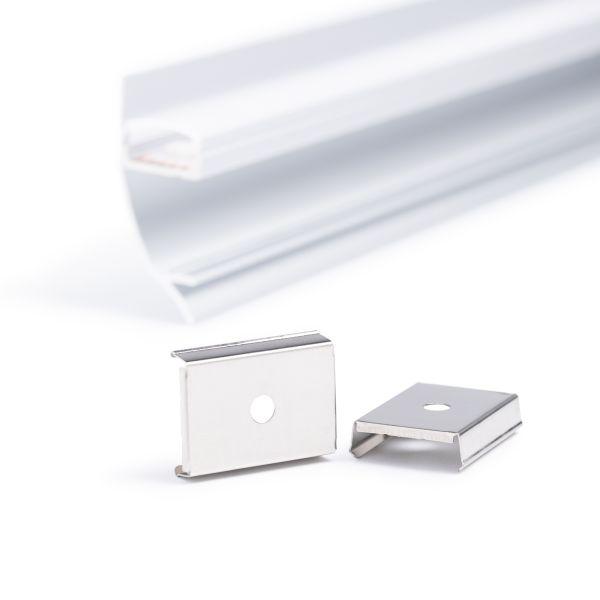 Wandhalter für Aluminium LED Profil CC-74