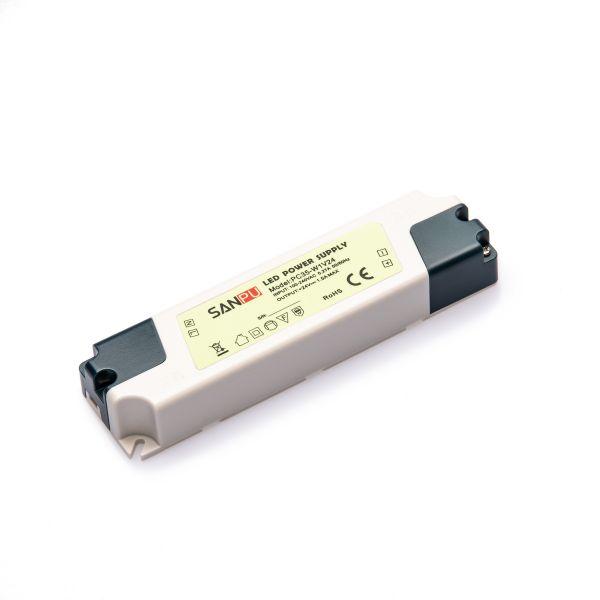 24V DC – Einbaunetzteil stabilisiert – 1,5A - 35Watt