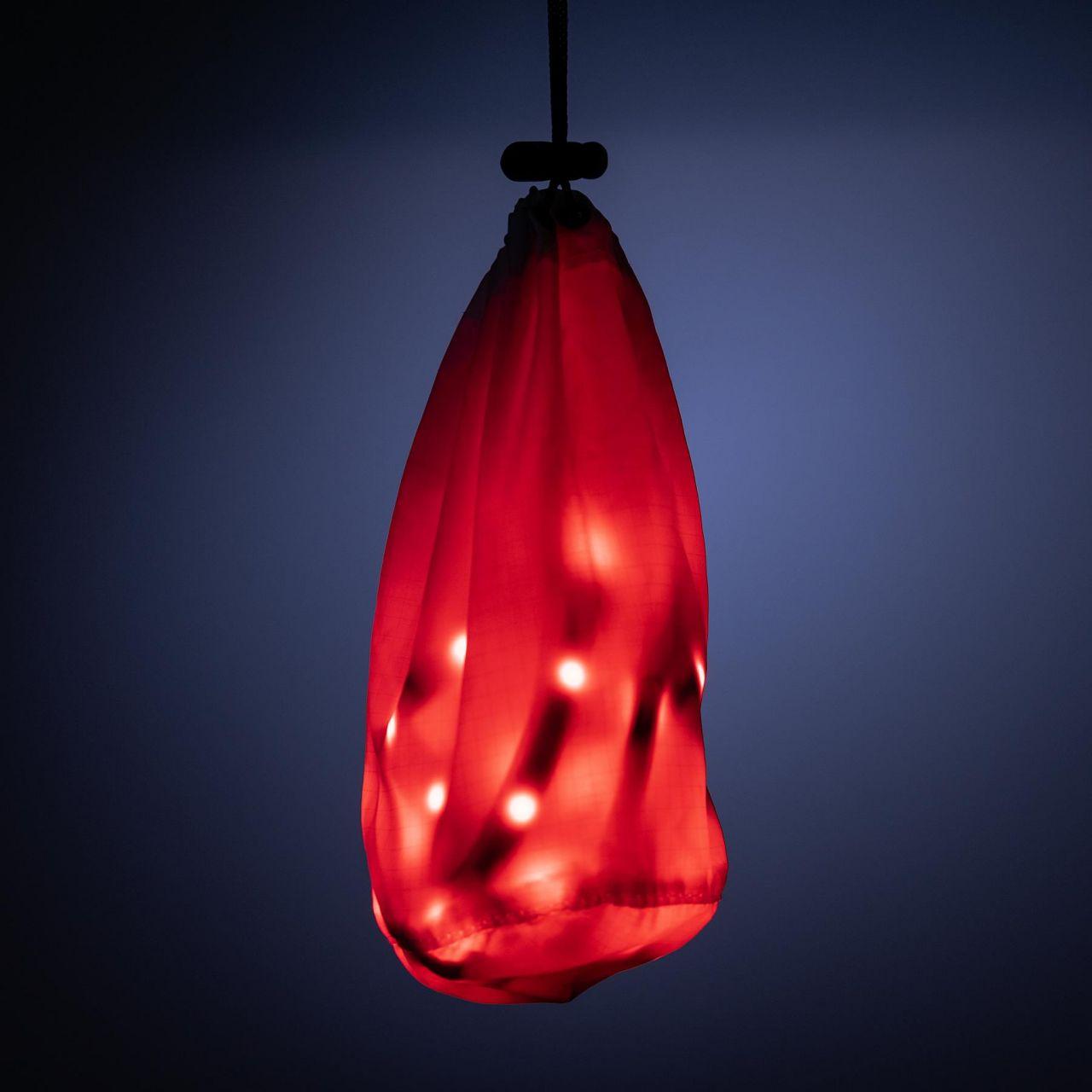 RGB LED Camping-Licht Outdoor batteriebetrieben 5V IP67