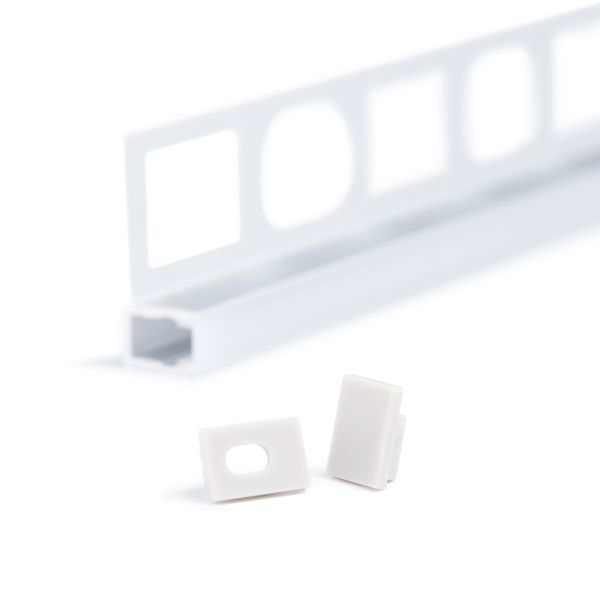 Endkappe für Aluminium LED Profil CC-78