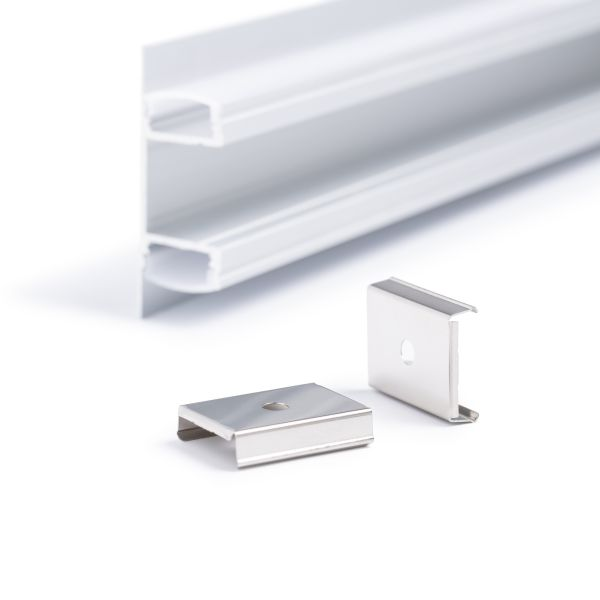 Wandhalter für Aluminium LED Profil CC-76