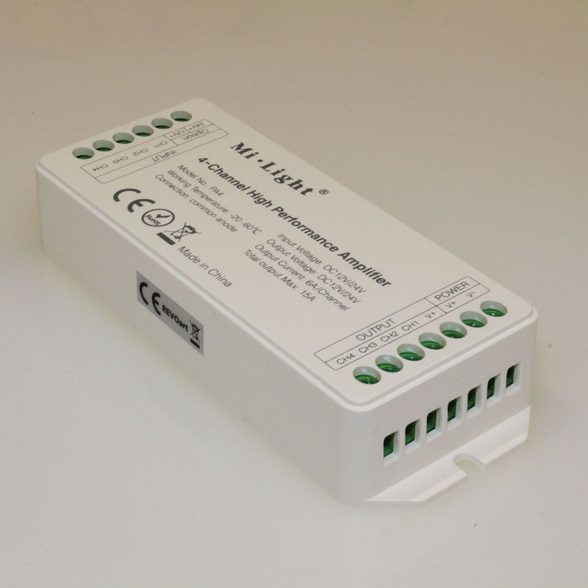 12V / 24V LED Verstärker