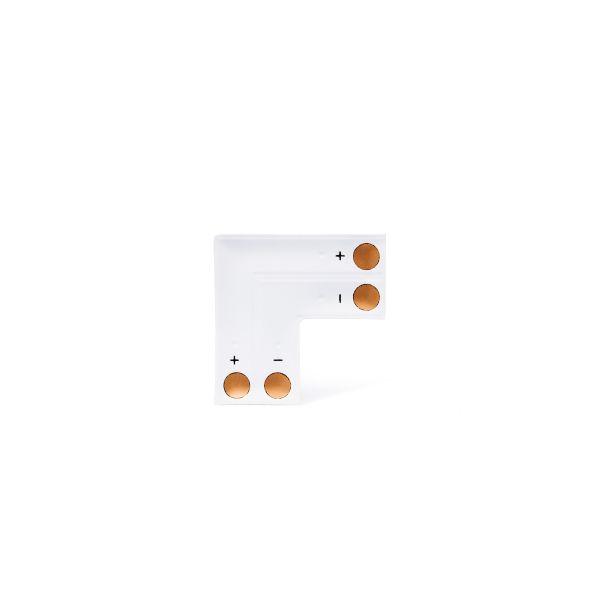 Eckverbinder LED-Streifen 2-polig