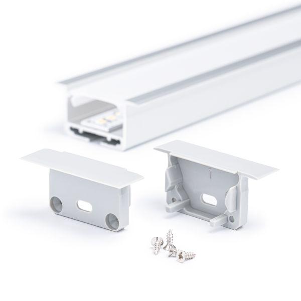 Endkappe für Aluminium LED Profil CC-56