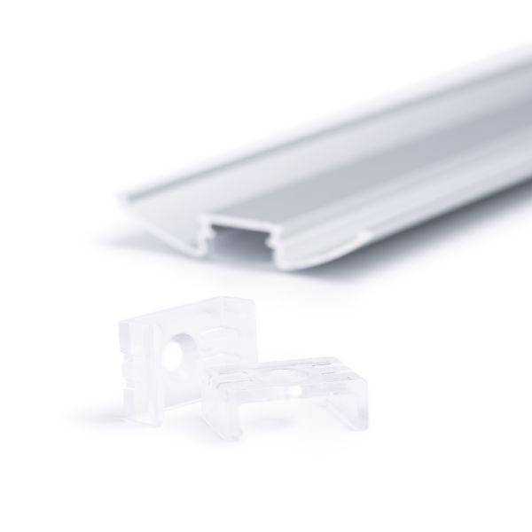 Wandhalter für Aluminium LED Profil CC-68
