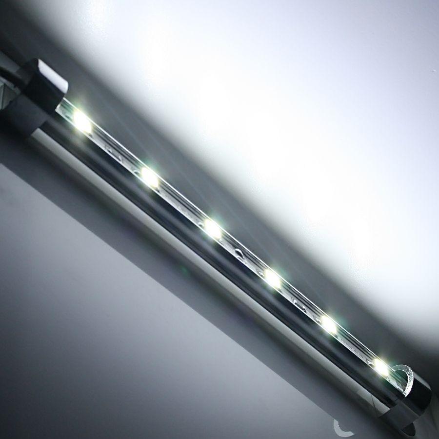 12V High-Power Aluminium LED Leiste – weiß – einstellbare Abstrahlrichtung