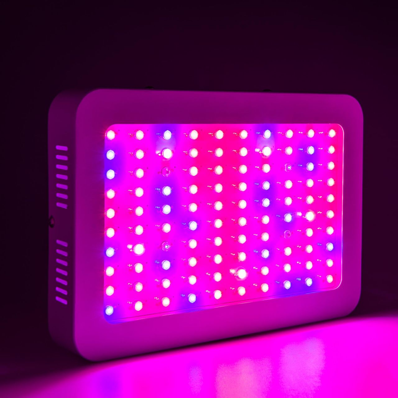 Grow Light LED Pflanzenlampe 82W LED entspricht 1000W 230V AC IP20