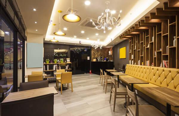 Restaurant Beleuchtung