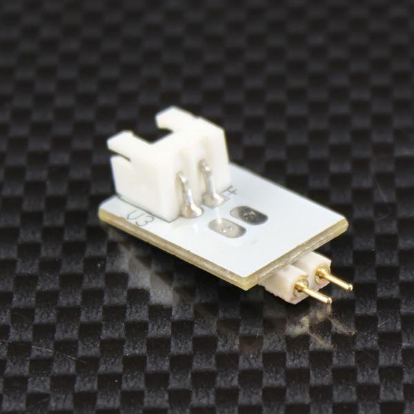 Steckerplatine Z2P auf Quick System – 2polig