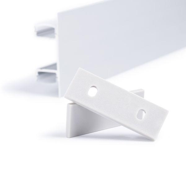Endkappe für Aluminium LED Profil CC-76