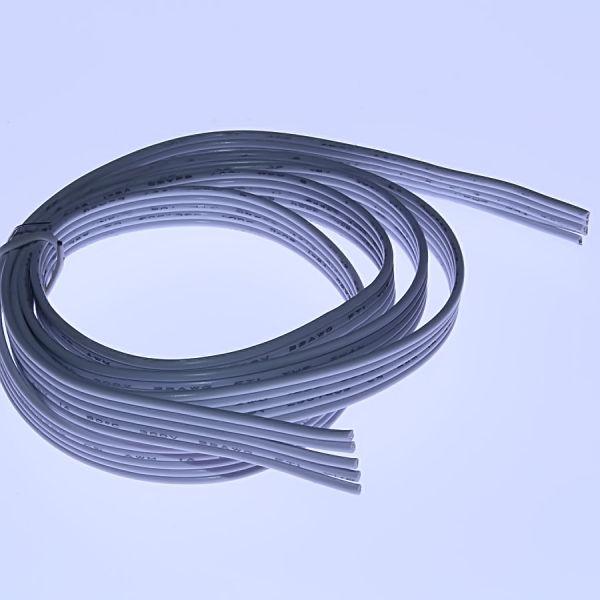 Flachbandkabel 5-adrig Meterware