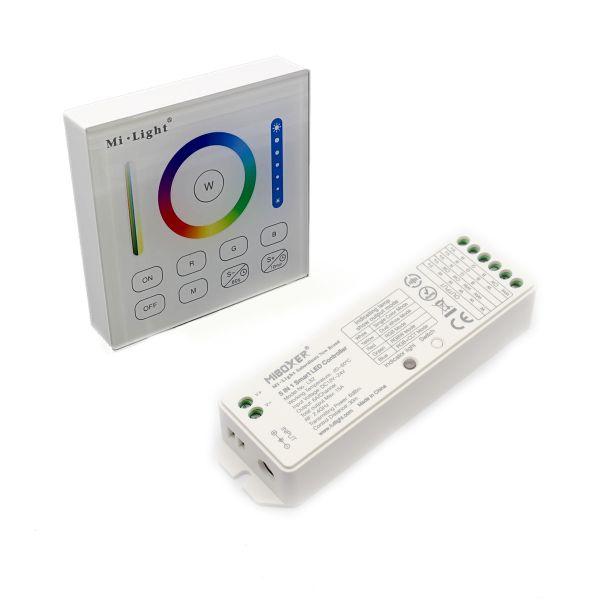 Einbau Funk LED Controller – 4 Kanal – RGBW
