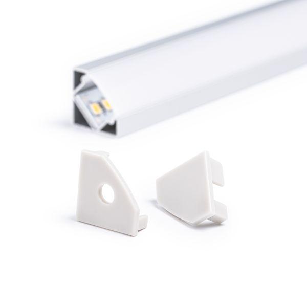 Endkappe für Aluminium LED Profil CC-35