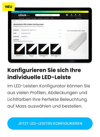 LED-Leisten Konfigurator