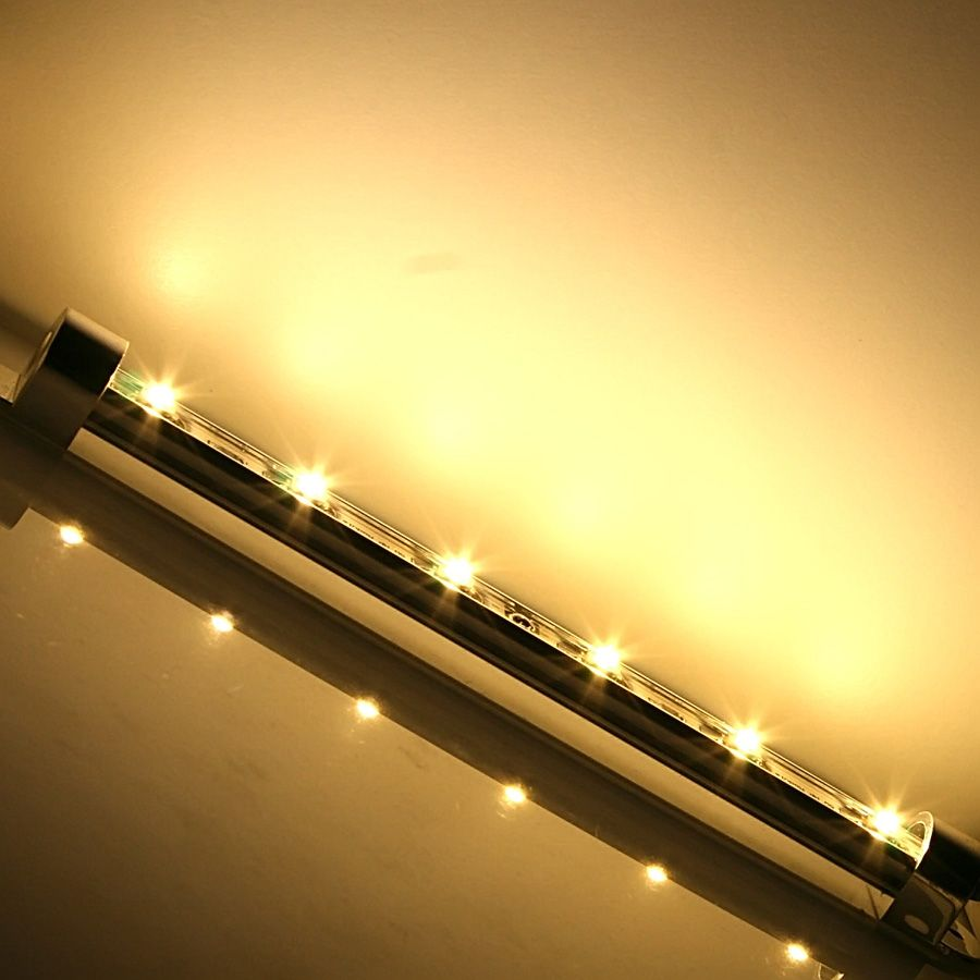 12V High-Power Aluminium LED Leiste – warmweiß – einstellbare Abstrahlrichtung