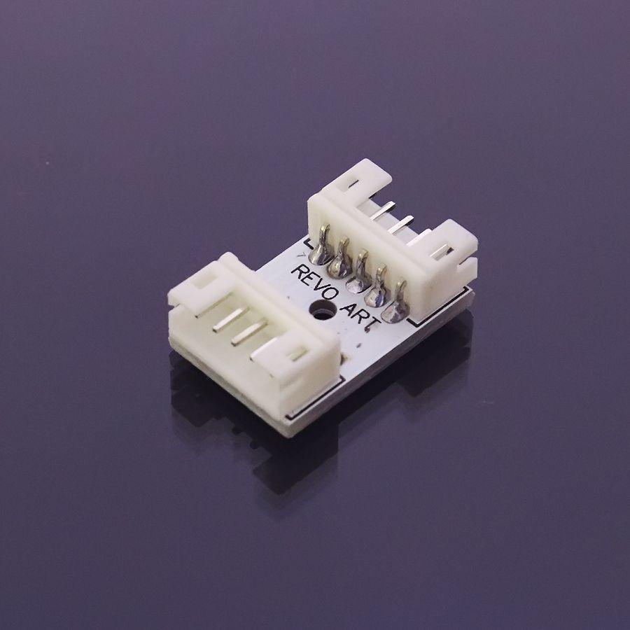 Z5P 5polig – Stecker-Kupplung für Verbindungskabel