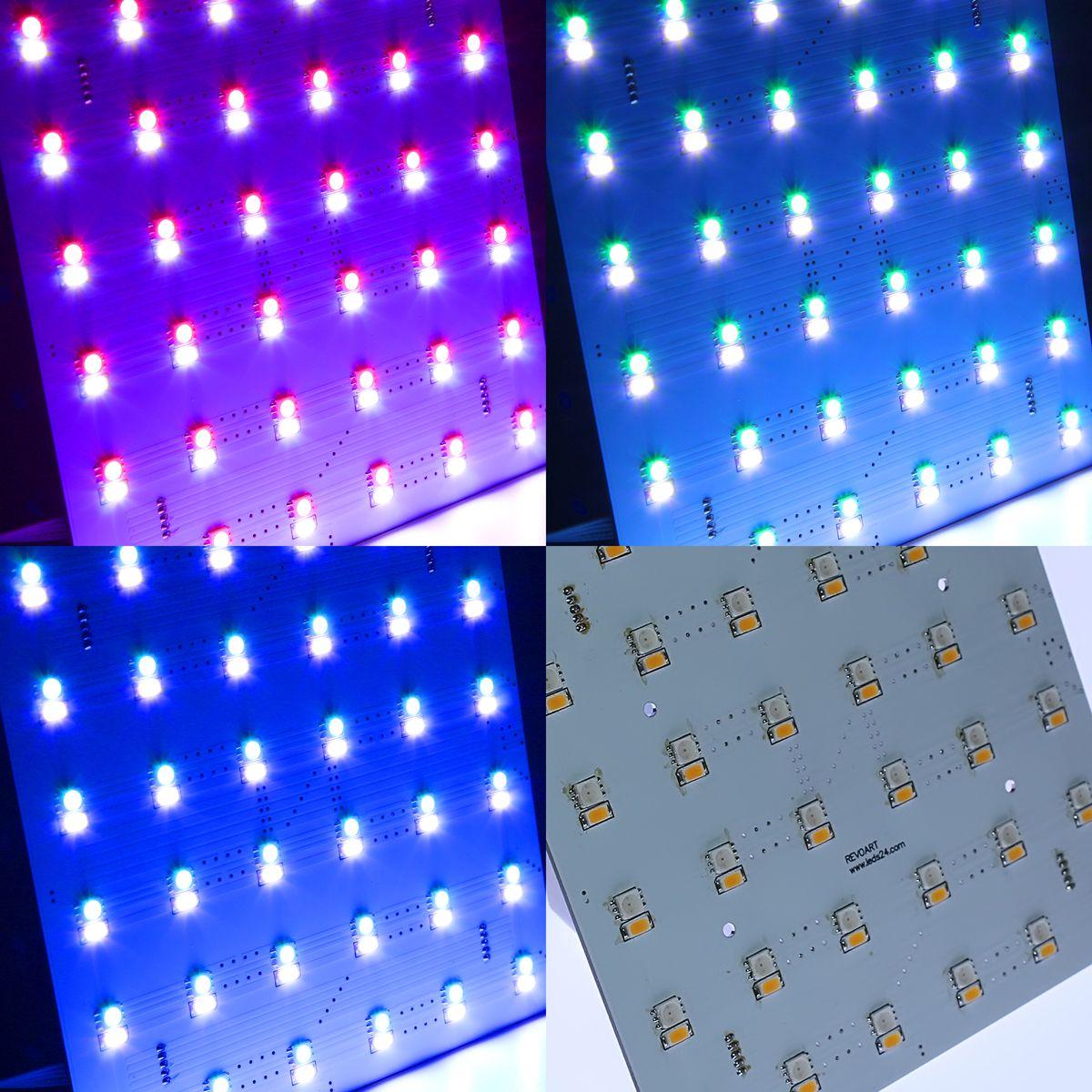 24V Matrix Modul – RGBW – 15x15cm – eckig
