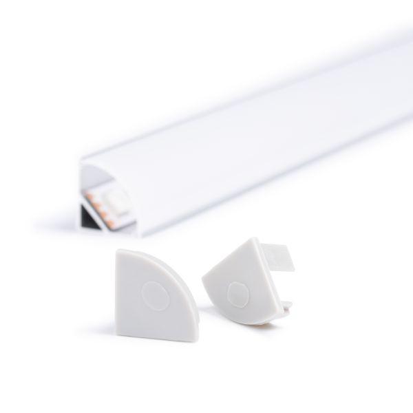 Endkappe für Aluminium LED Profil CC-65