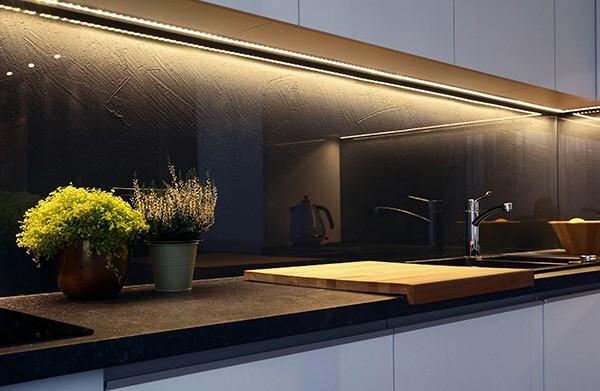 LED Beleuchtung Küche | Küchenleuchten günstig online ...