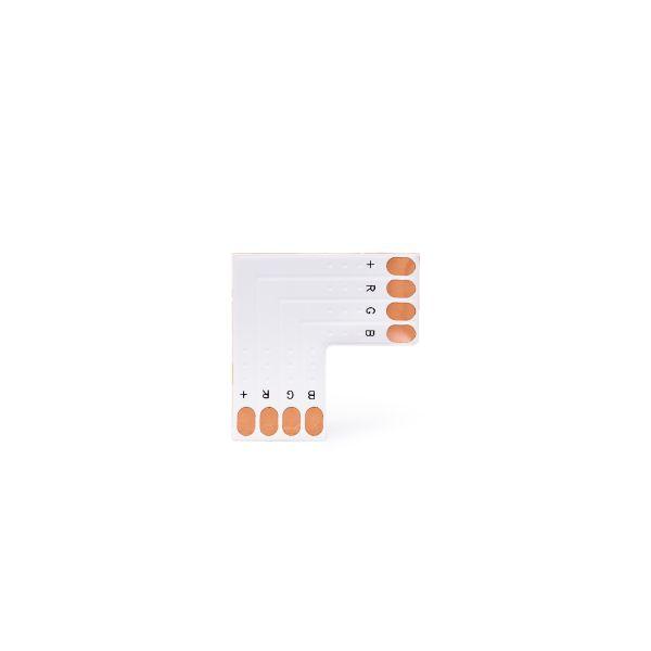 Eckverbinder LED-Streifen 4-polig