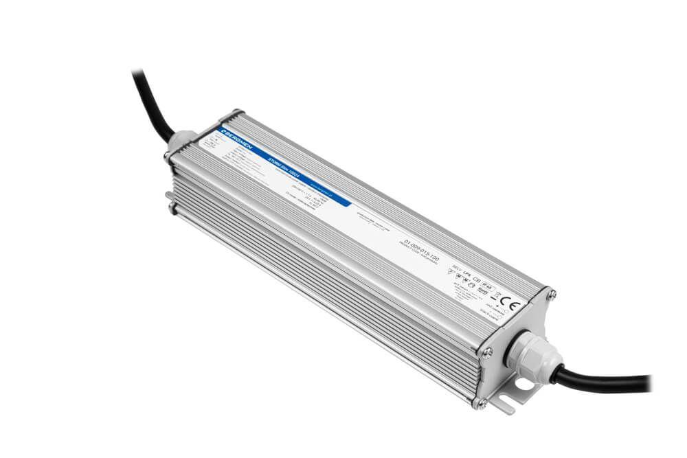24V DC – wasserfestes Netzteil stabilisiert – 6,3A – 150Watt – IP68