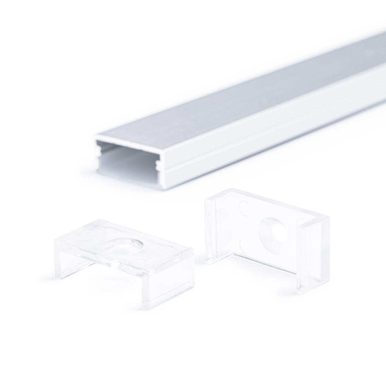 Wandhalter für Aluminium LED Profil CC-32